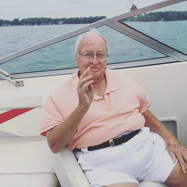 Be sure to wish our founder, Lyle Yoder a very happy and special 88th birthday! Without him, none of this would be possible!  Cheers to you Lyle, may 88 be the best year yet!🥂🎂🎈🎁