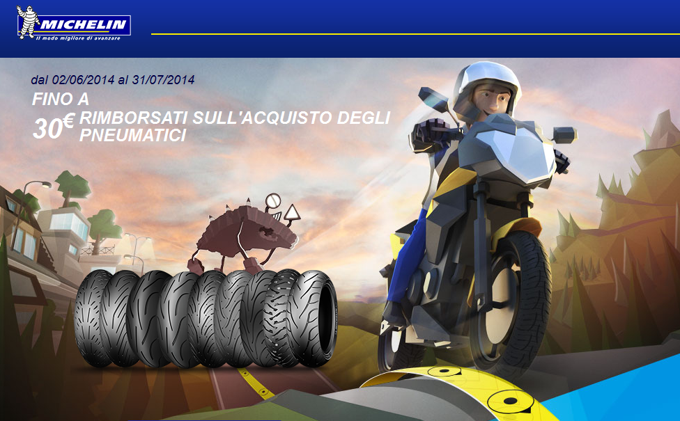 Michelin keep on riding