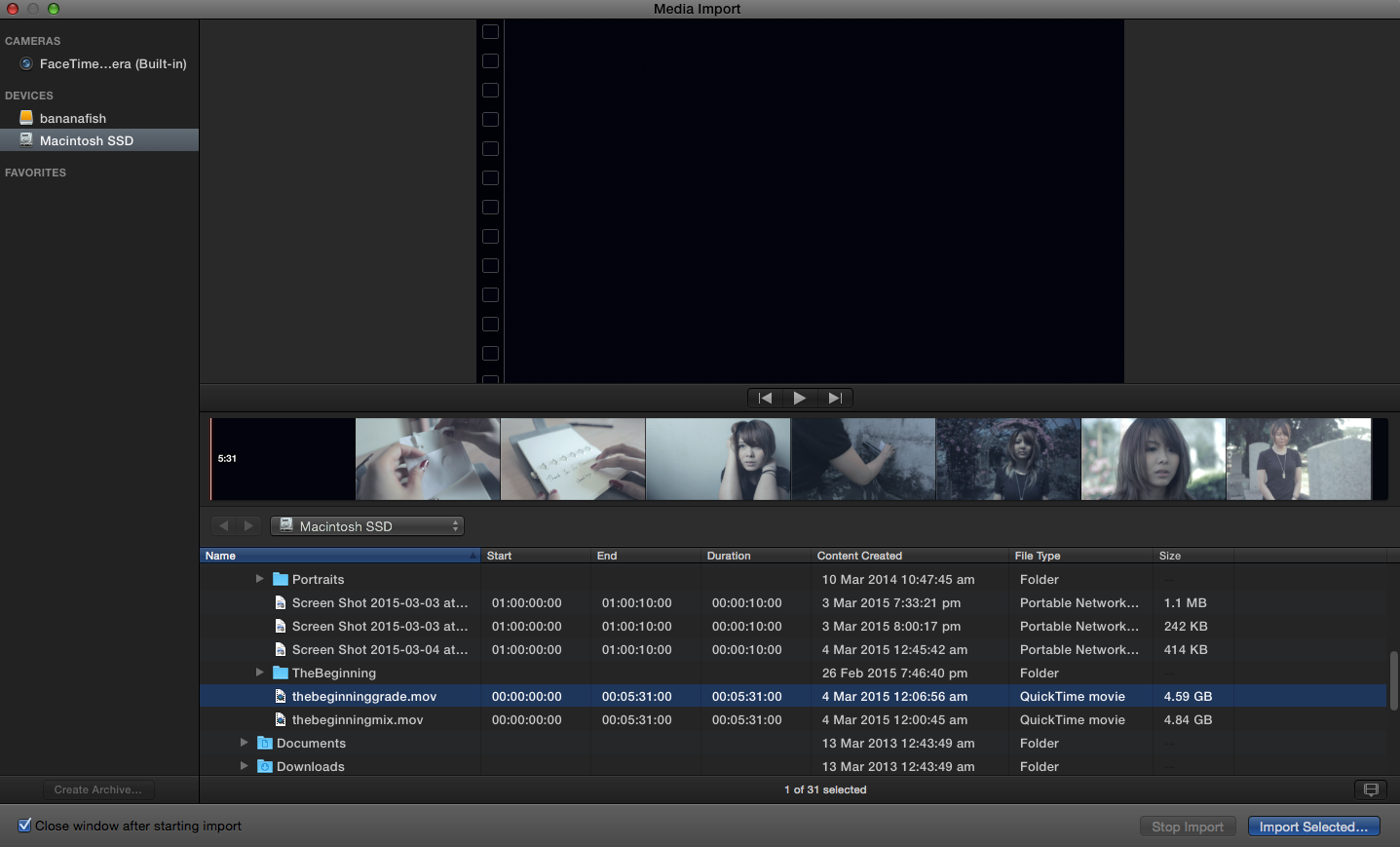 Going back and forth in FCPX and AE part 2