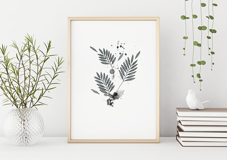 Vogelbeere Blatt rahmen.jpg