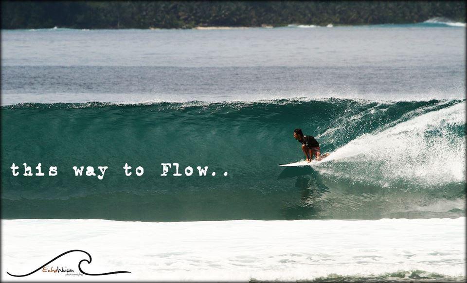 surfing flow mindfulness adventure retreat yoga