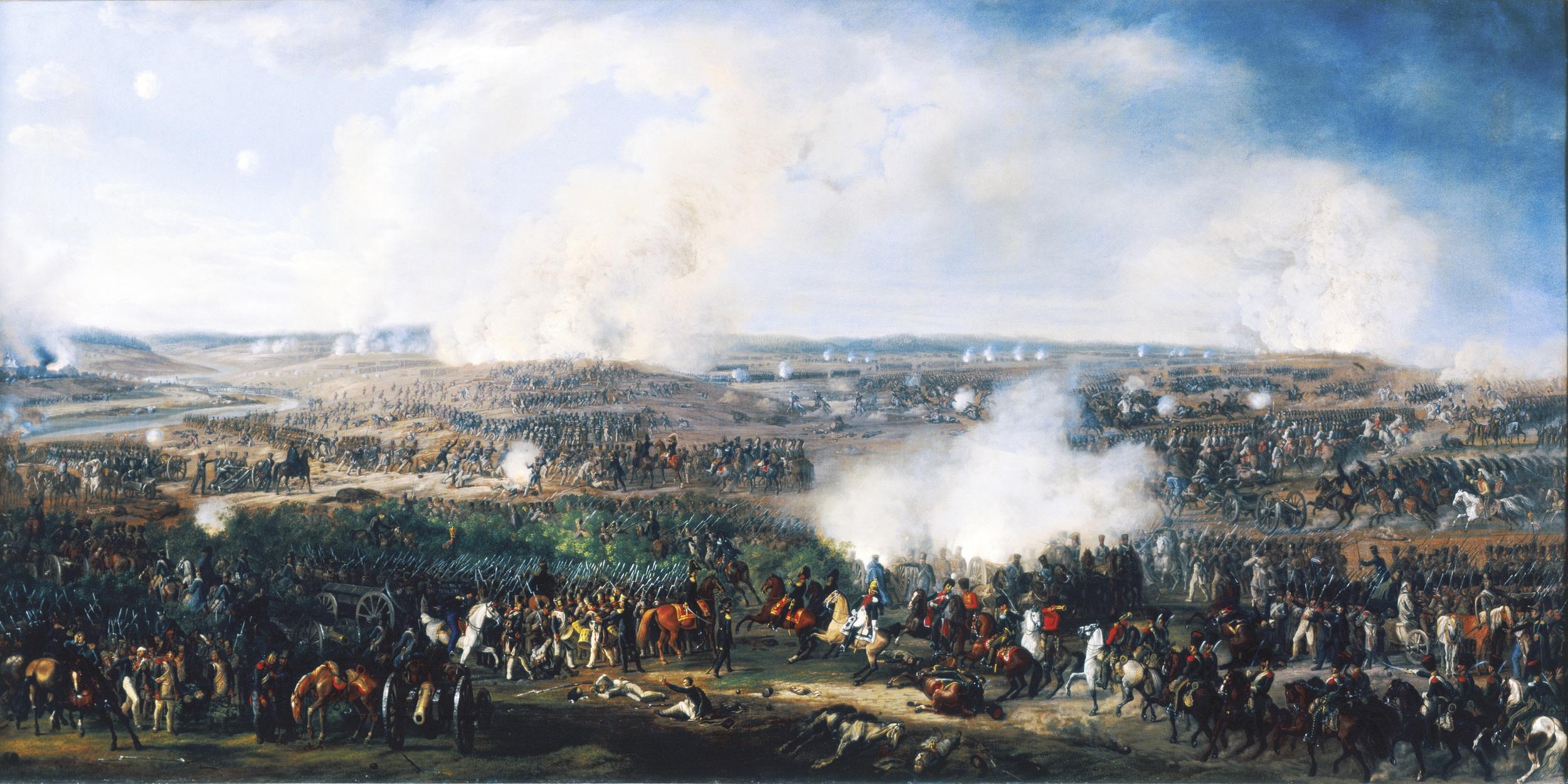 """""""Jämför tillståndet mellan din sida och motståndarens före slagets början och beräkna sannolikheten för seger. Strid får ej startas utan eftertanke. Det handlar om nationers framtid och människors liv och död. Fly från strider du inte kan vinna.""""      24 oktober 1812 möttes 20-tusen av Napoleons italienska soldater, under ledning av Eugène de Beauharnais, lika många ryssar ledda av Michail Kutuzov. Slaget som inte var något av de större resulterade bara i att femtusen italienare och sextusen ryssar miste livet."""