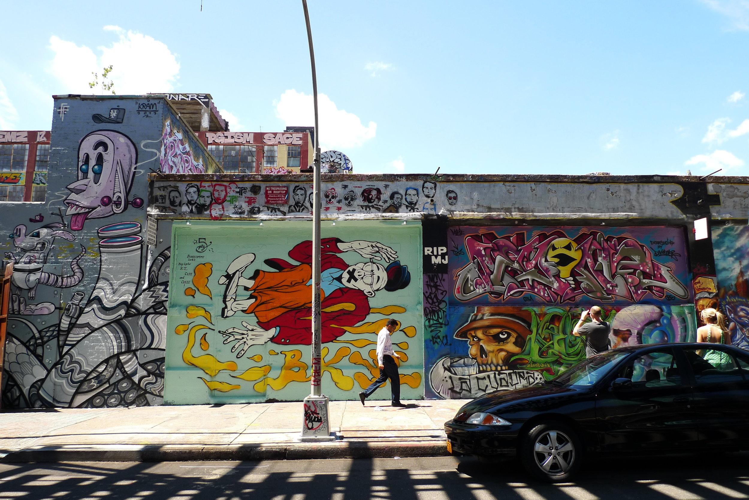 New York, 2012