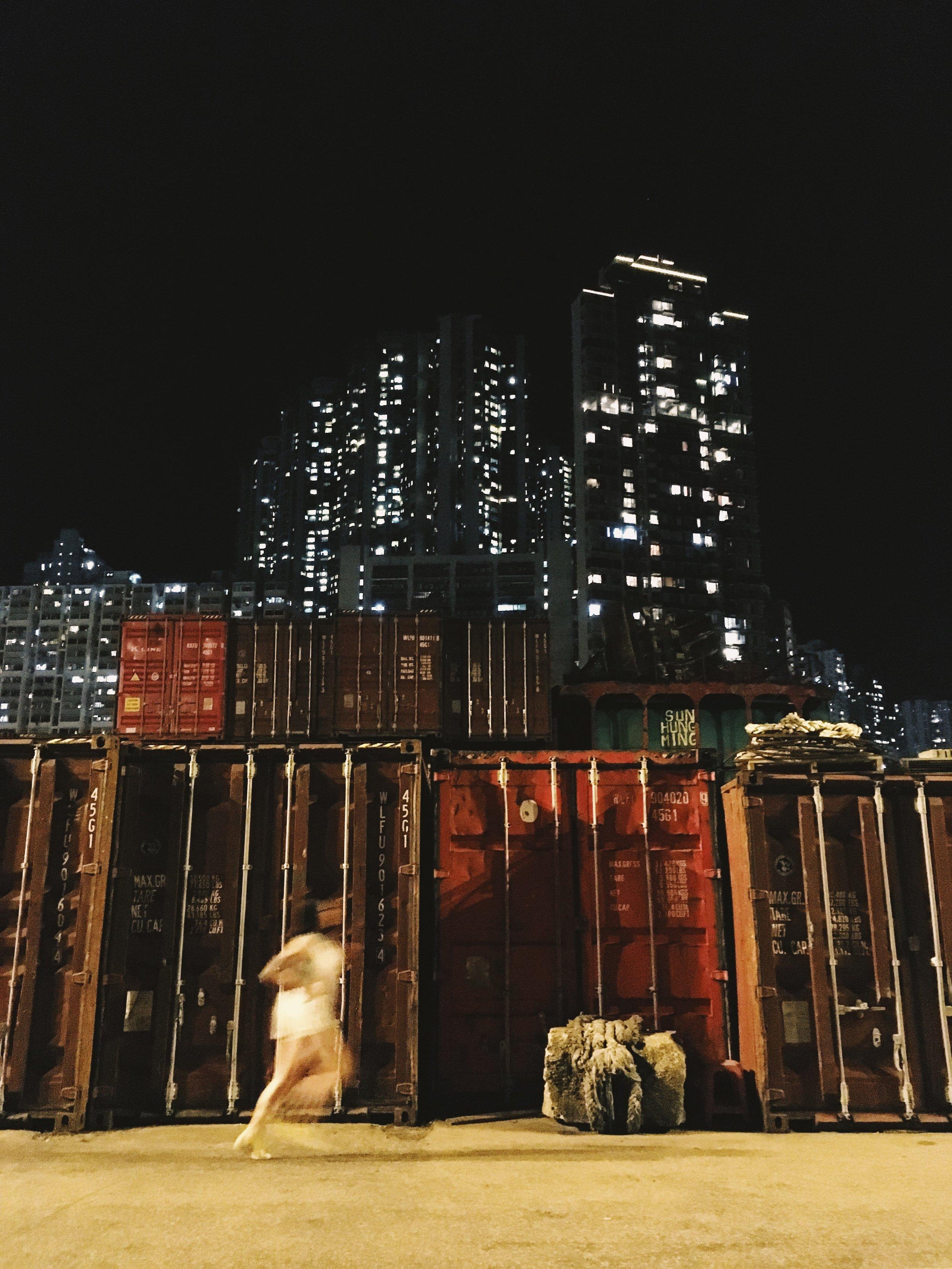香港西區,2017