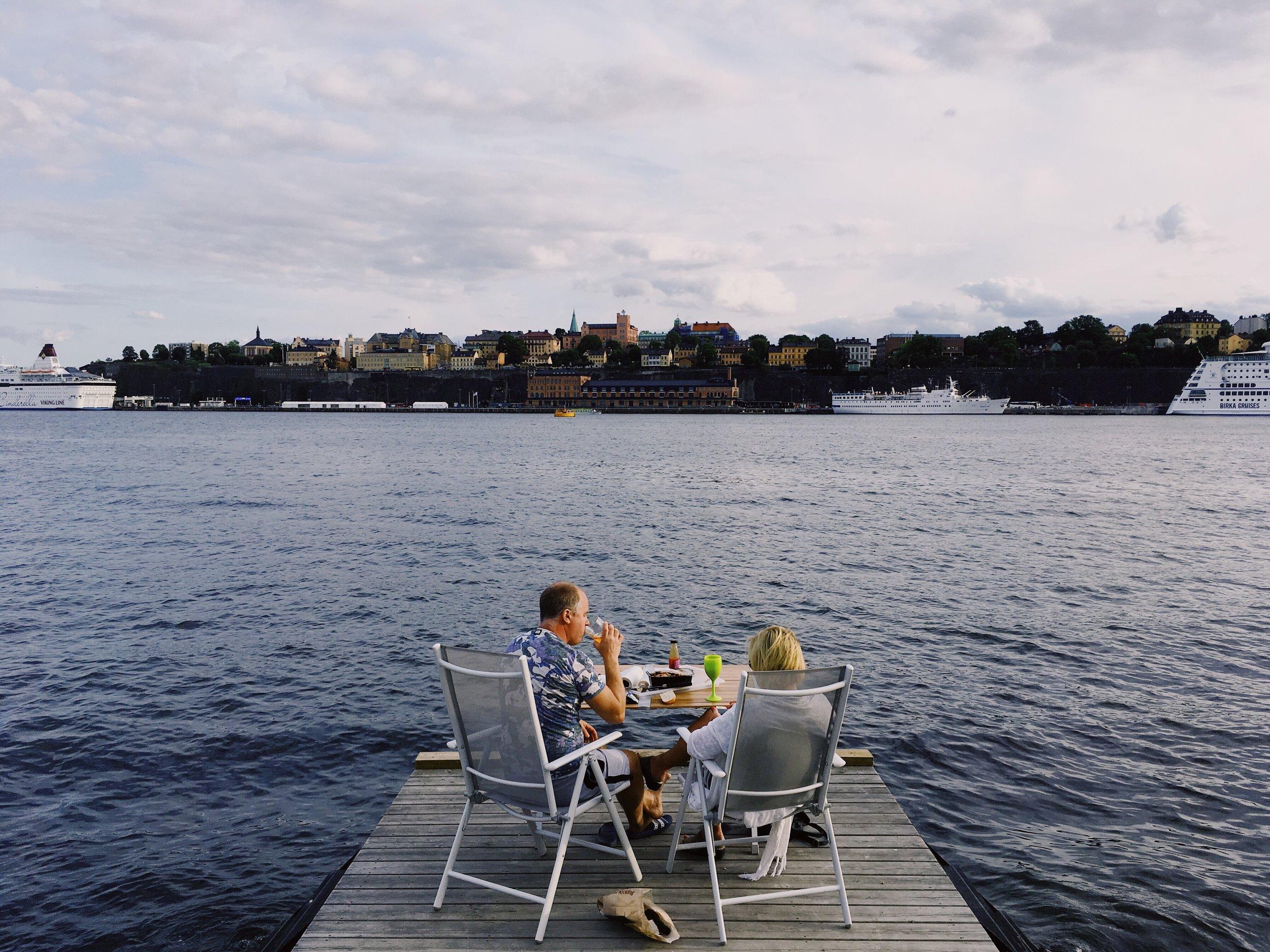 Stockholm, 2017
