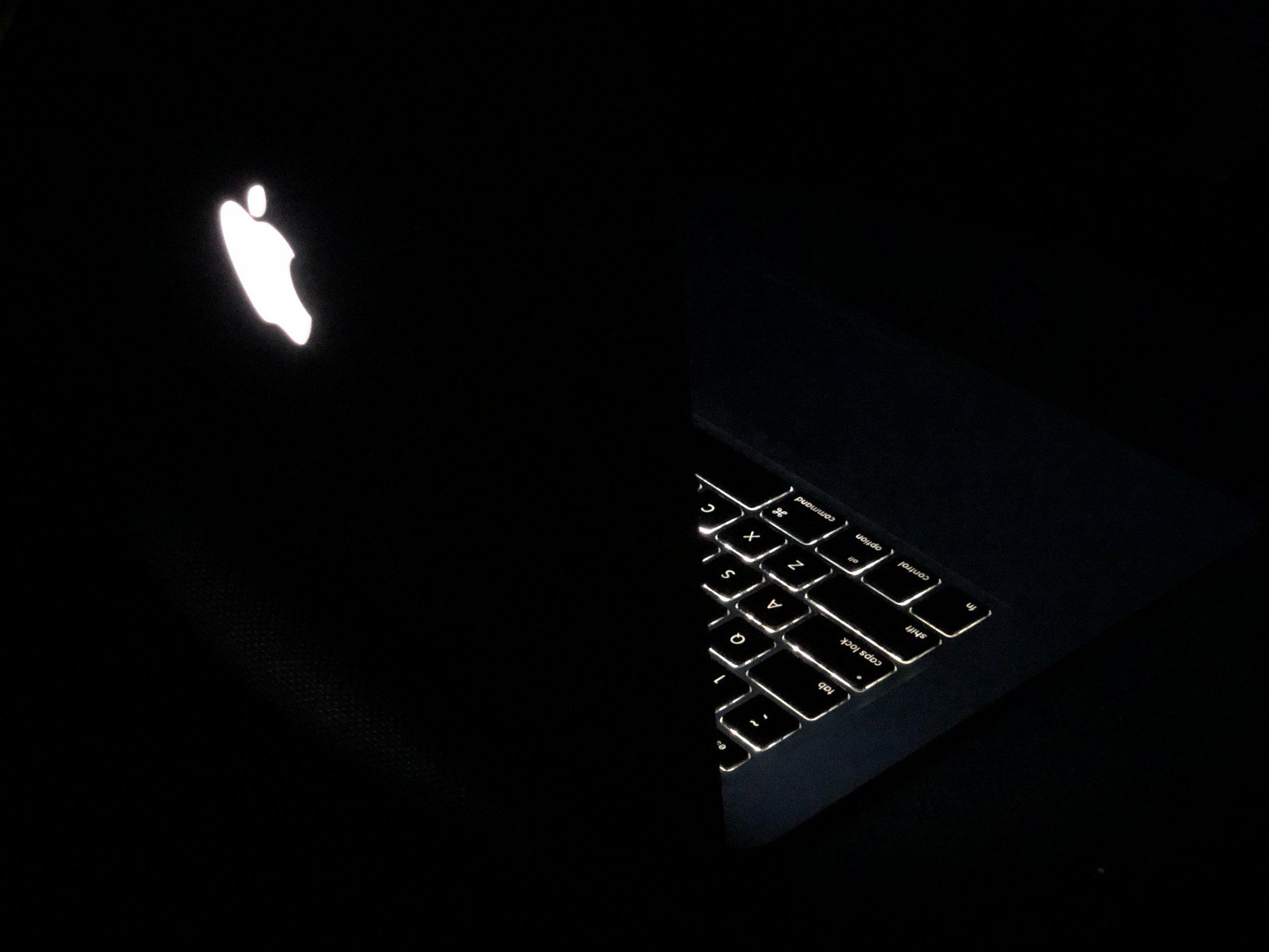 我的MacBook Air