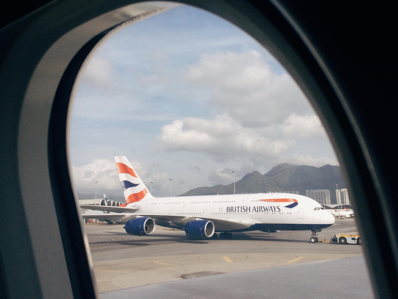 British Airways, 2015