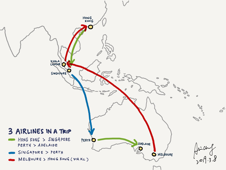 2017年新加坡、澳洲之旅