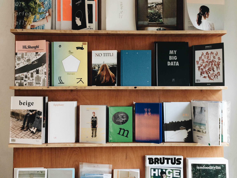 韓國的獨立書店