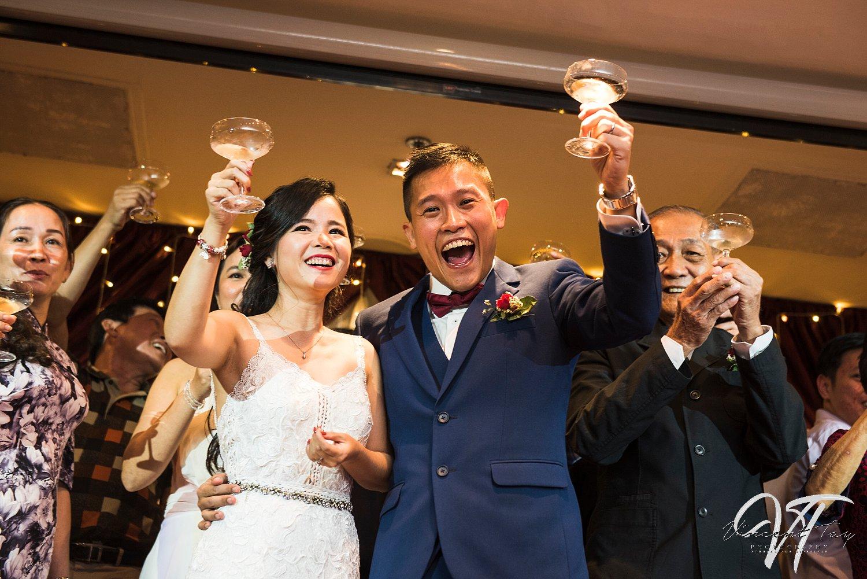 Actual Day Wedding Photography Singapore - Deano & Rachel