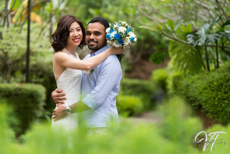 ROM Photography (Registry of Marriage) - Devashish & Liz
