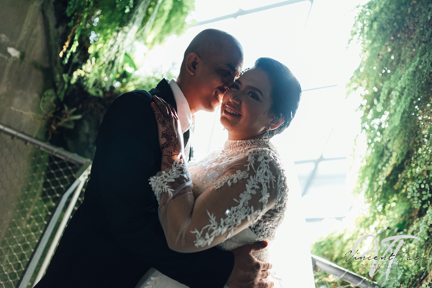 Gardens by the Bay Wedding - CloudForest
