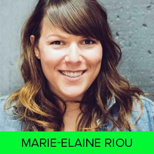Marie-Elaine Riou
