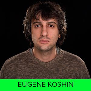 Eugene Koshin