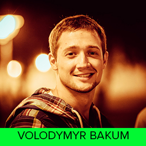 Volodymyr Bakum