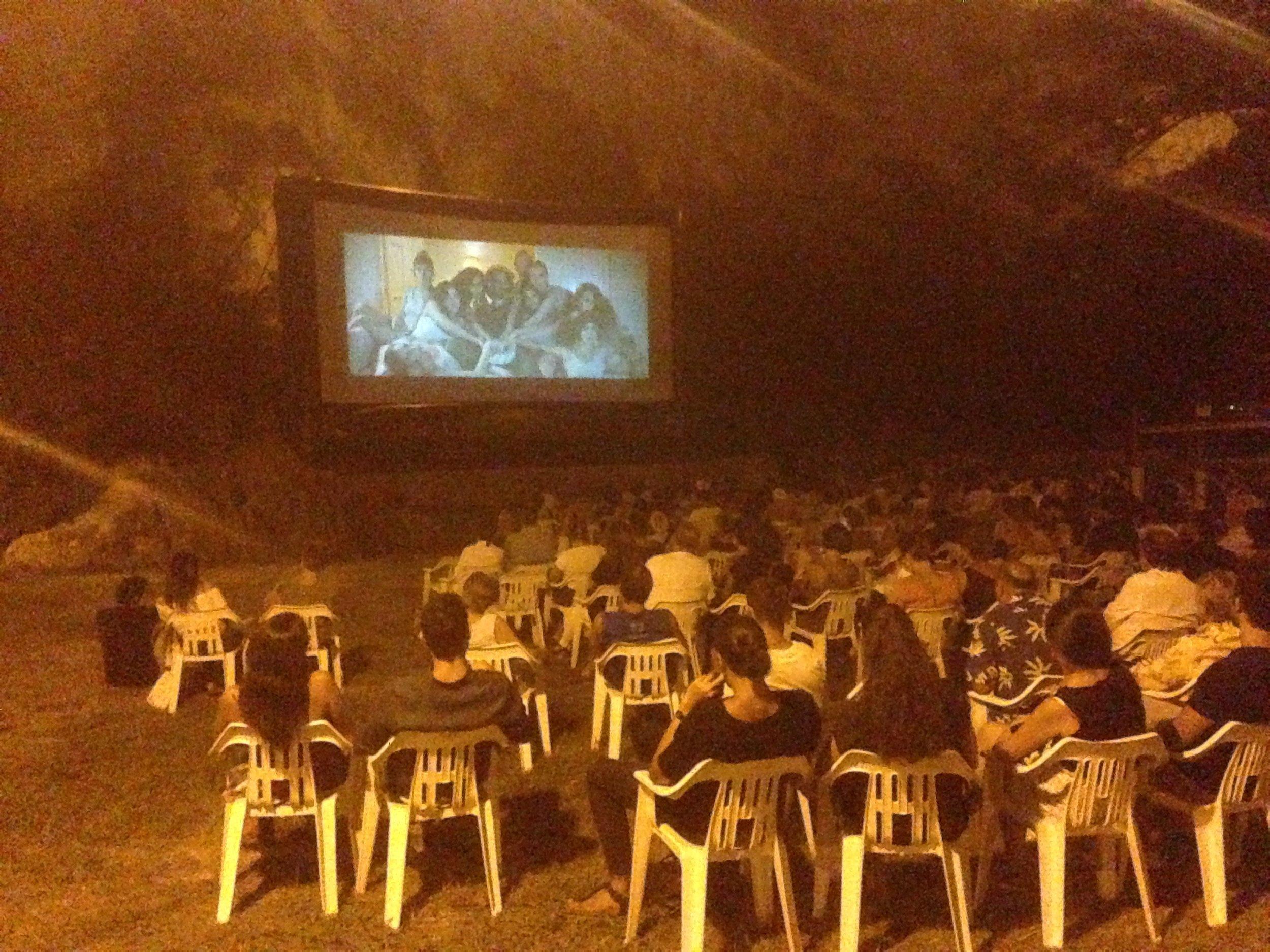У журі на кінофестивалі La Guaribma (Італія)
