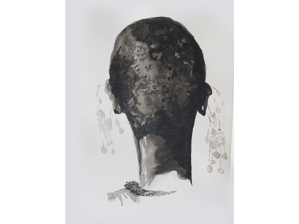 Portrait Seven<br>(Maasai women portrait series)