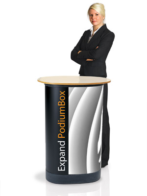 Expand PodiumBox- Productdetails