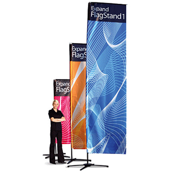 Expand FlagStand 1 - Productdetails