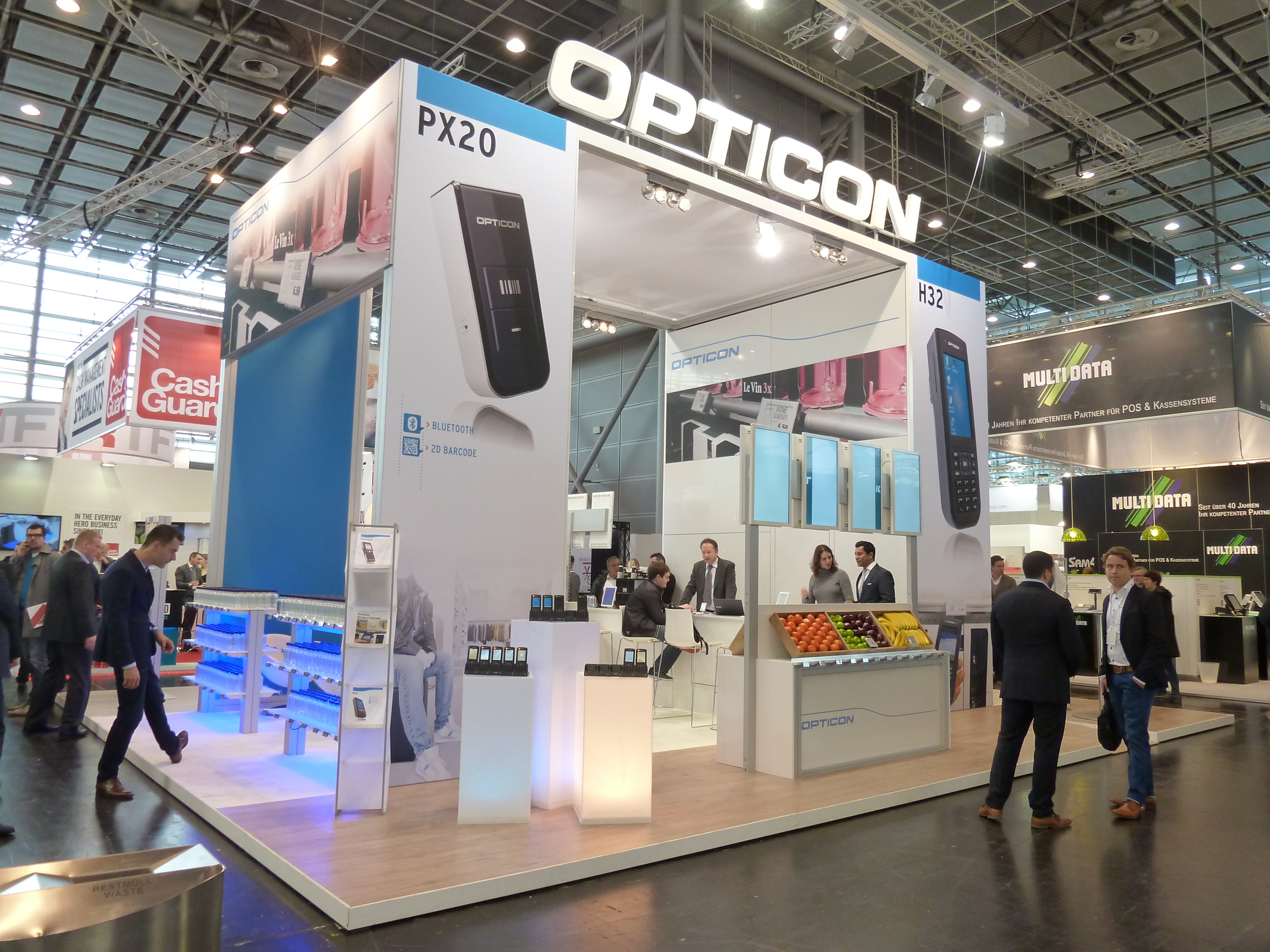 Opticon Euroshop 2014