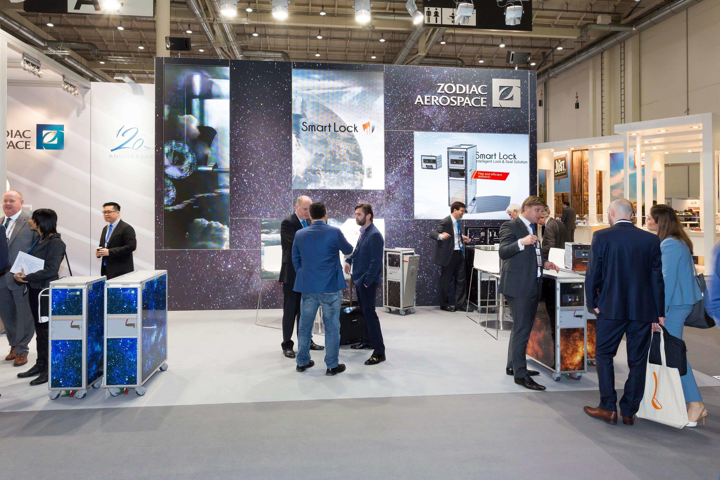 Zodiac AirCatering Equipment booth 4E10.8.jpg