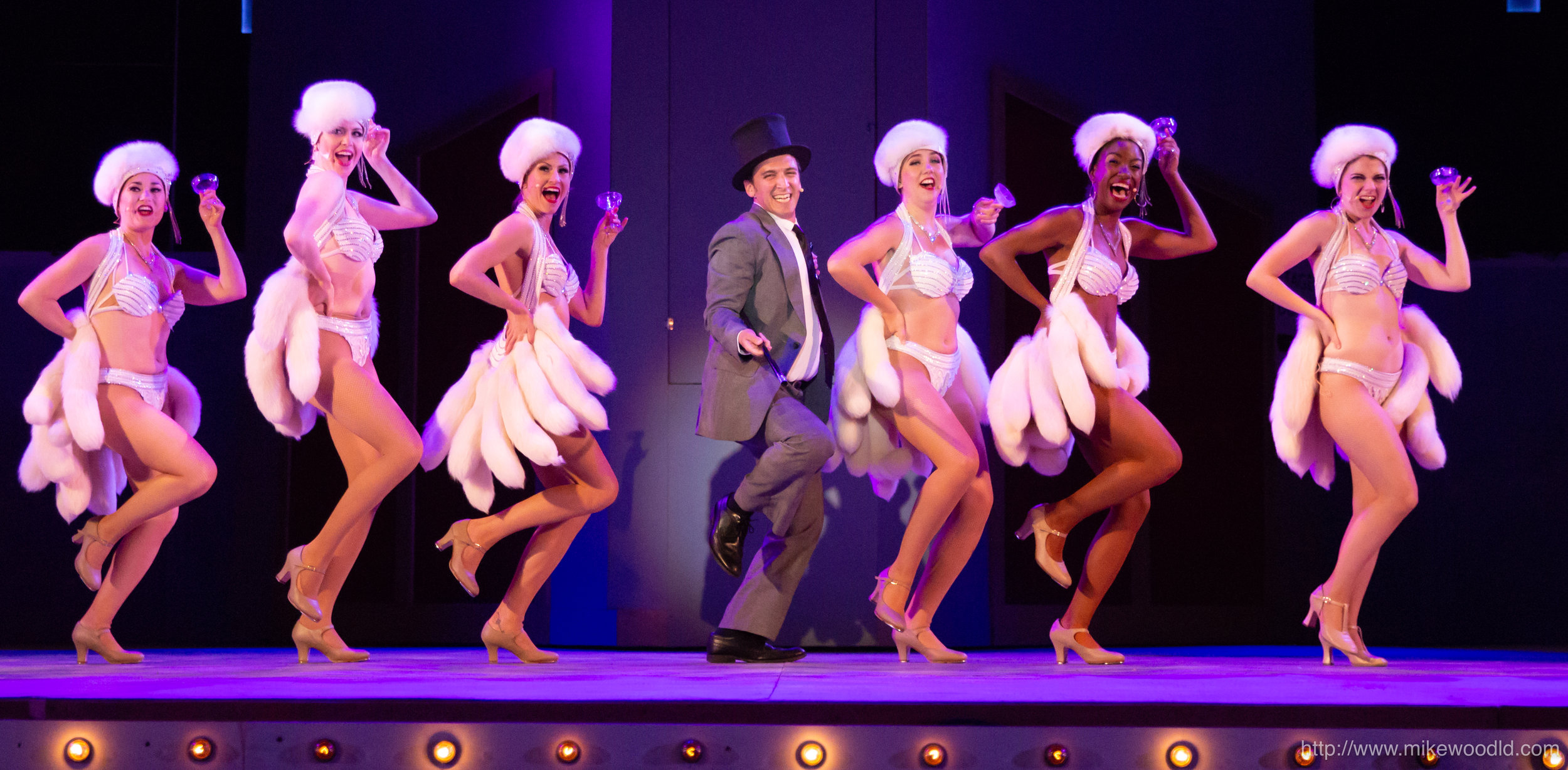 The Producers - American Stage - Usherette/Ensemble