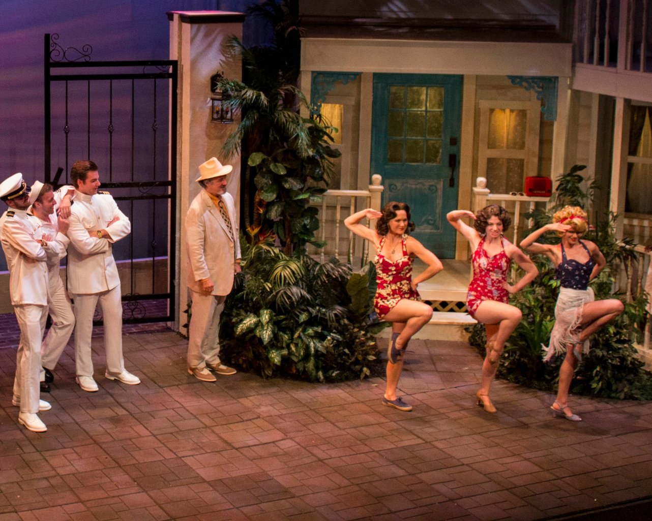 Much Ado About Nothing - American Stage - Watch/Ensemble