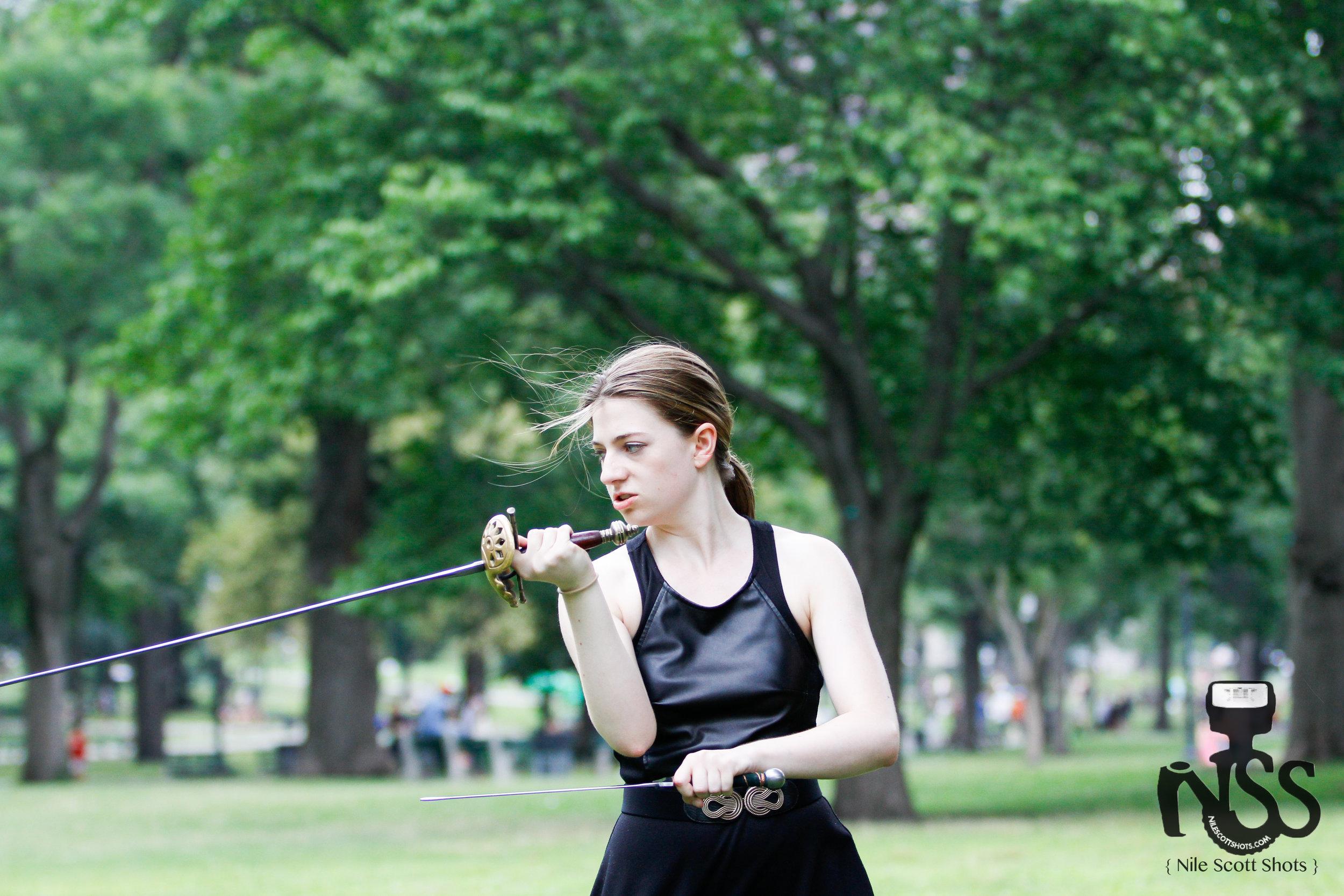 Swordplay - Commonwealth Shakespeare