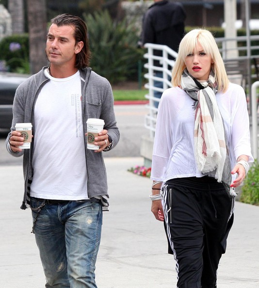 Couple-spiration <3 Gavin & Gwen forever!  via