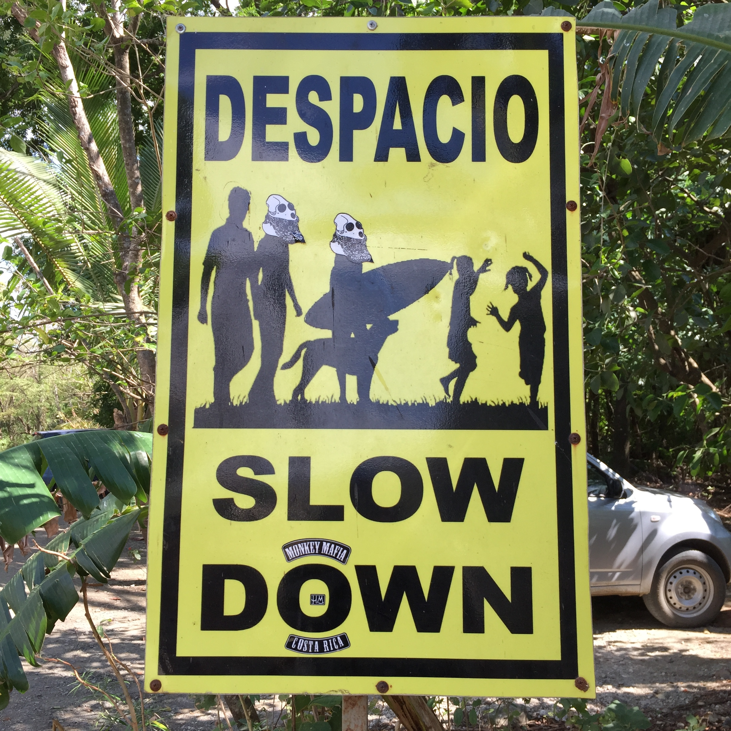 Despacio: Slow Down