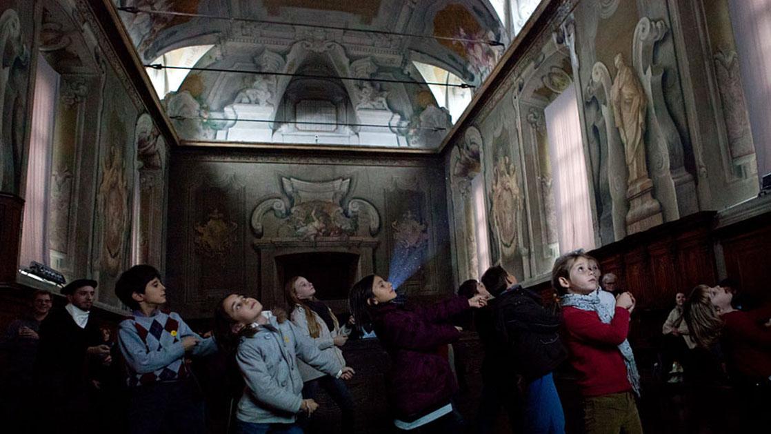 Socìetas Raffaello Sanzio, Claudia Castellucci - <i>Celebrazioni dei gesti istoriali</i>