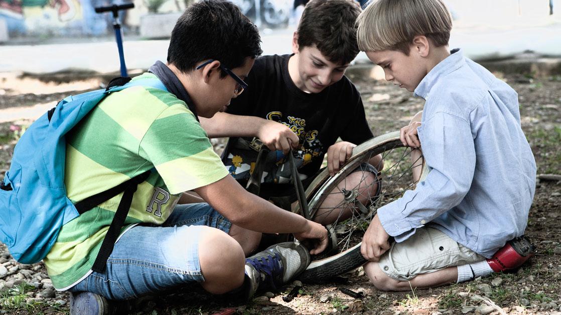 Associazione +bc - <i>A scuola di ciclomeccanica</i>