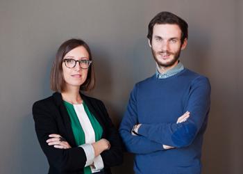 Giorgia Zanellato e Daniele Bortotto