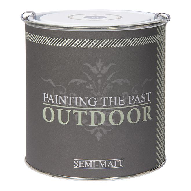 """Farbkarte Painting the Past Außenfarbe """"Outdoor"""" 1 Liter"""