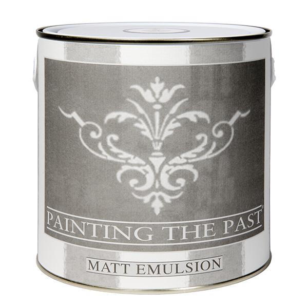 Painting the Past Wandfarbe Matt Emulsion 2,5 Liter