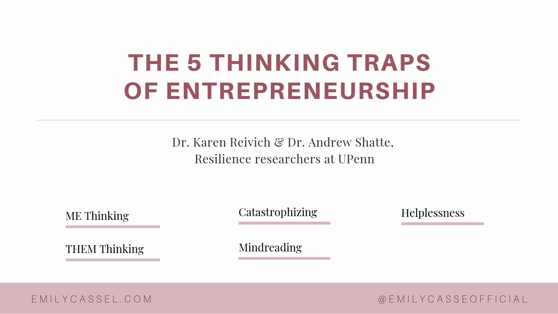 The 5 Thinking Traps of Entrepreneurship.png