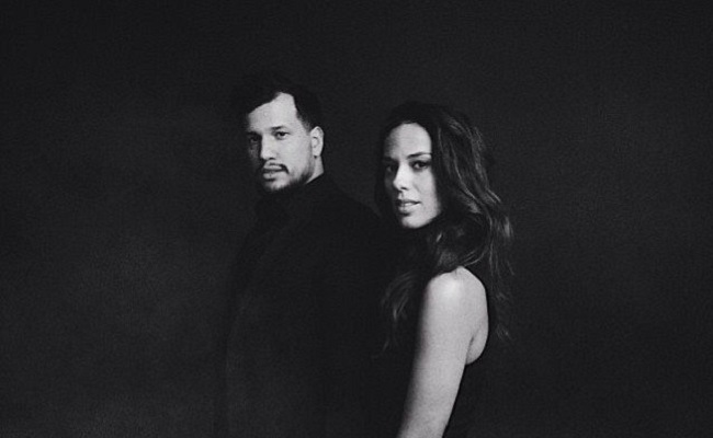Abner Ramirez and Amber Sudano are Johnnyswim