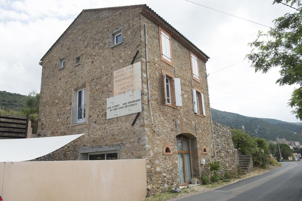 Street view of Maison de Farine
