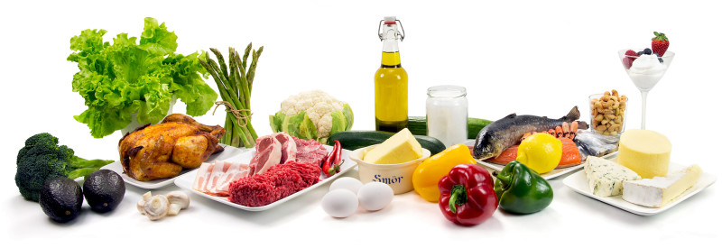 High fat low carb foods