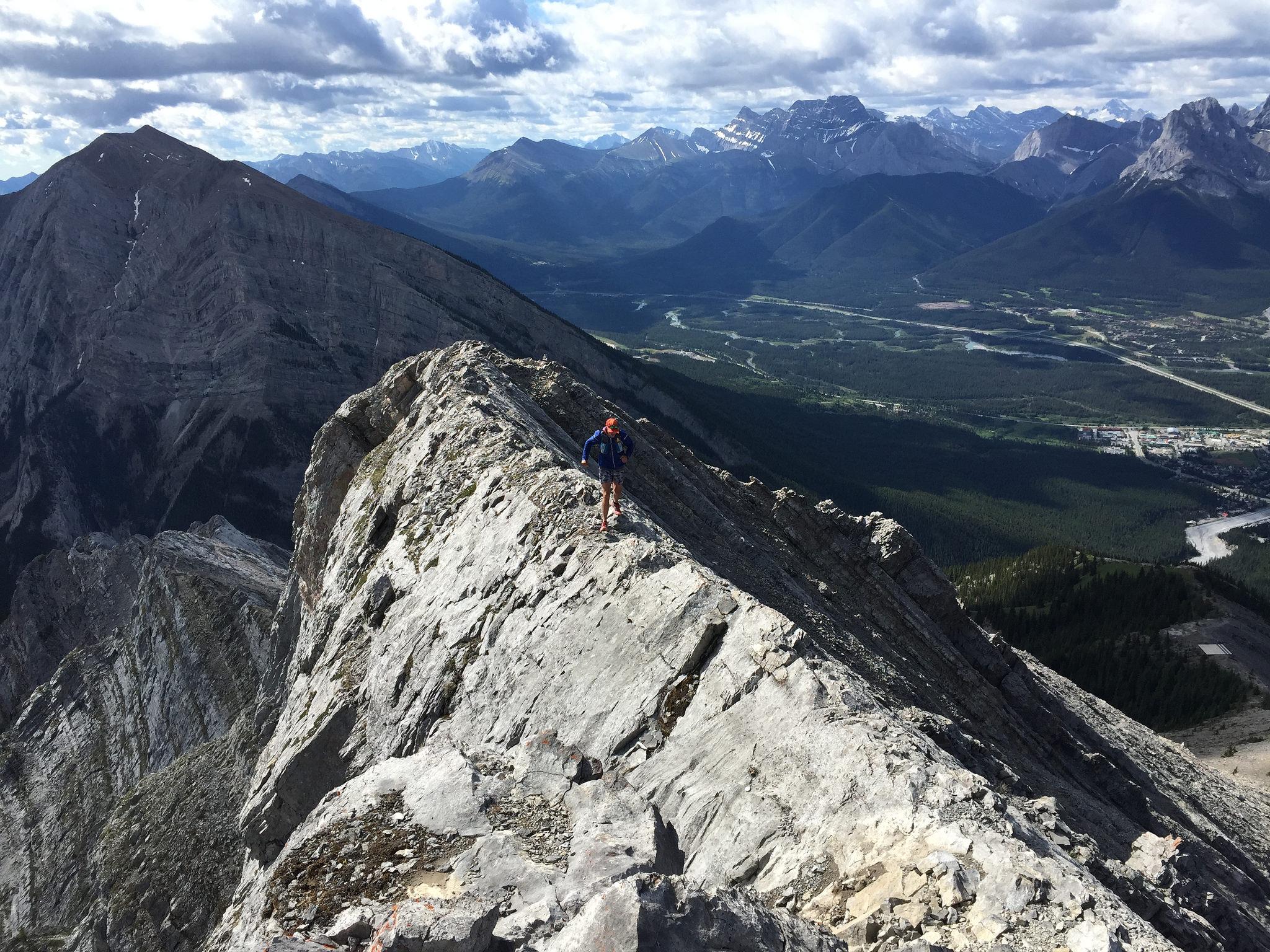 Lady mac summit ridge