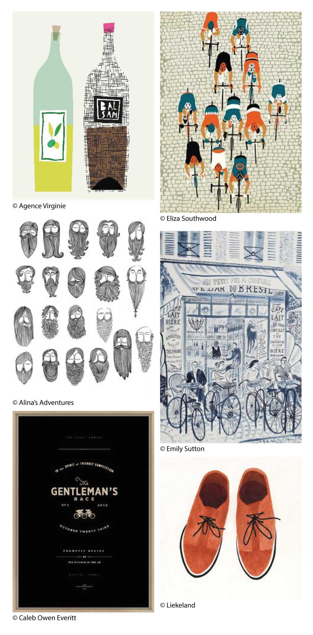 All images above for illustration inspiration only - not the property of Gifted?/Hallmark