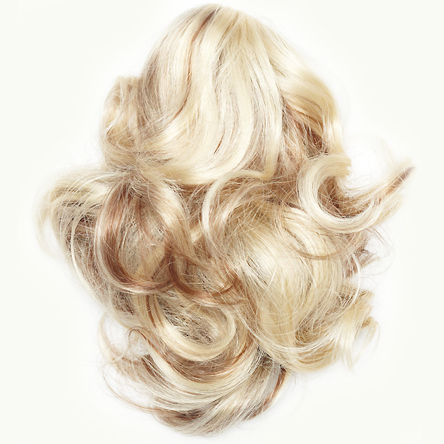 12″ Curly Clip On NP-013