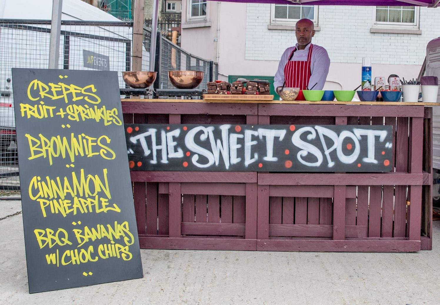 Sweetspot at showcase.jpg