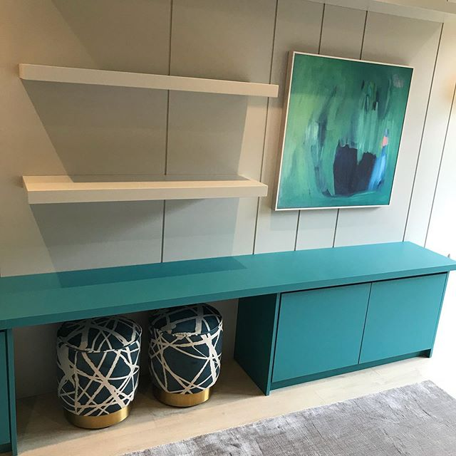 Wonderful handover of this apartment to my international clients who dreamed of a Dublin pied-a-terre.  Great job thanks to all involved #interiordesign #homedesign #dublinlife #apartmentdecor bespokefurniture #compactkitchen #Irish design