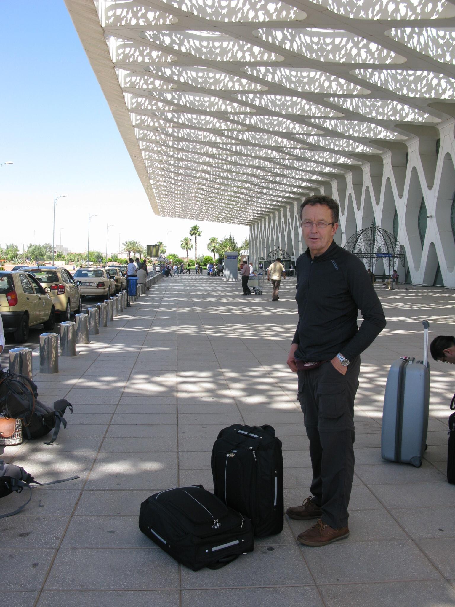 Marrakech Airport