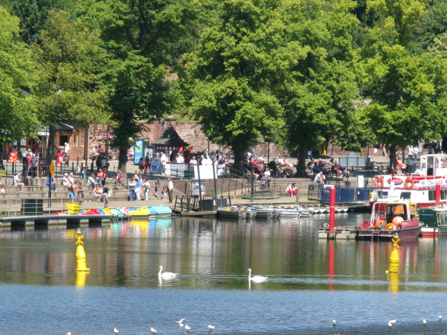 Summer Fun in Chester