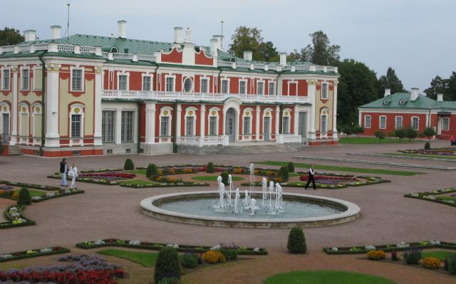 Kadriorg Palace - Estonian Art Museum