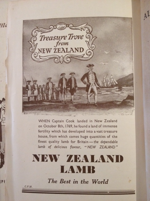 Found the classic NZ Lamb advertisment