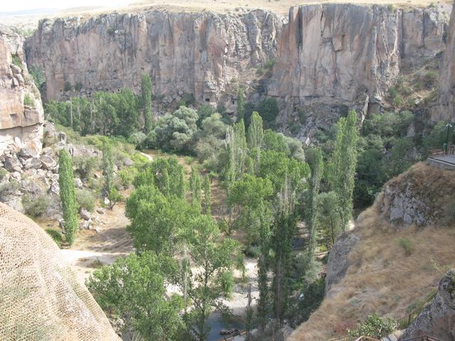 The Ihlara Valley
