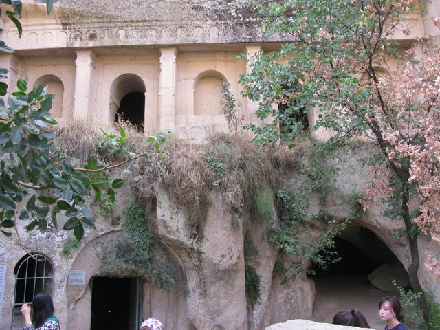 Jacinth Church in the Ihlara Valley